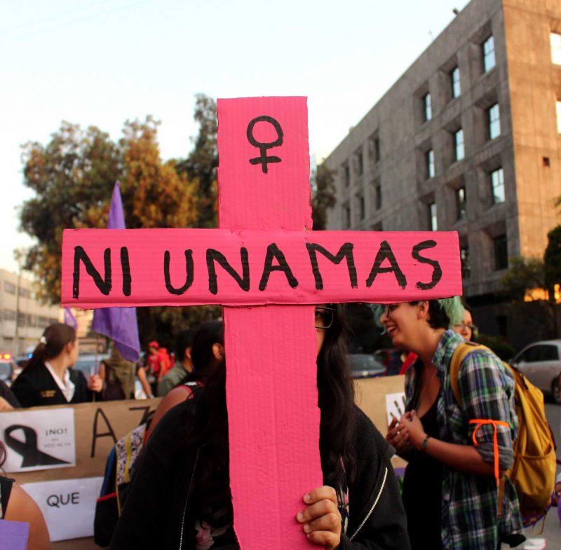 Naucalpan en una sola voz pide justicia para todas las mujeres violentadas