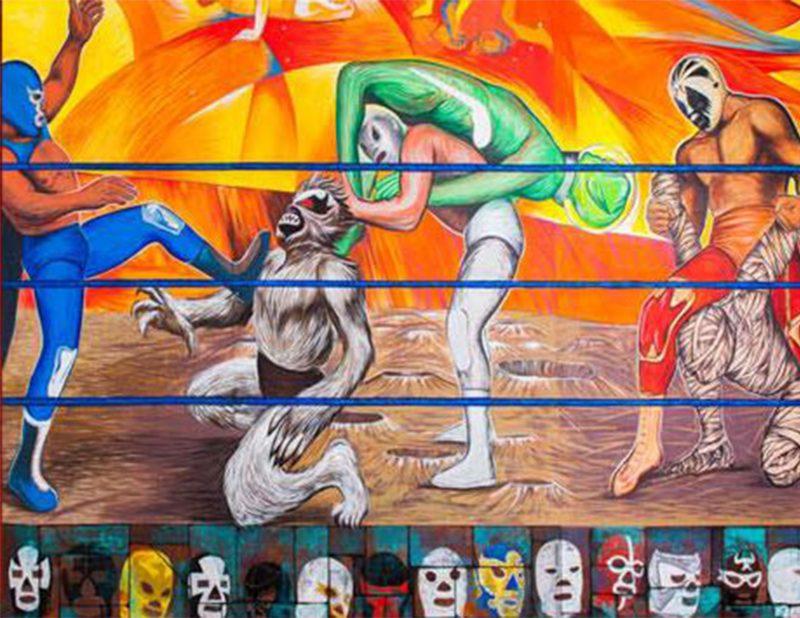 85 años de lucha libre en México