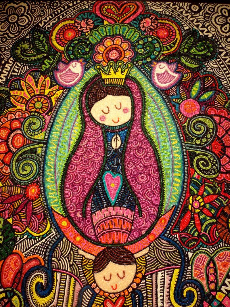 Ruega por nosotros, Virgen de Guadalupe. Objetos de una devoción
