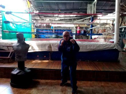 Juan Fabila, el boxedor de puños furiosos