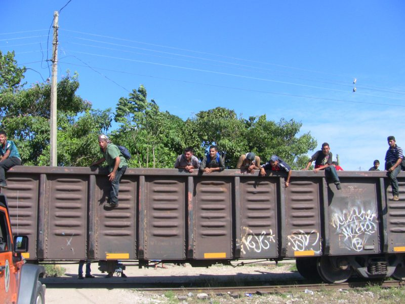 Sin mirar atrás. La migrante hondureña que sobrevivió a la ruta de la muerte