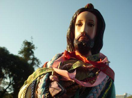 San Judas Tadeo, santería y narcotráfico