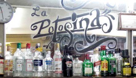 La Potosina, la cantina donde Zapata bebía