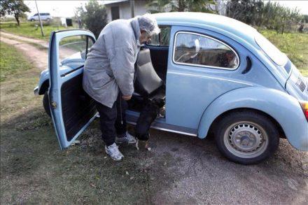 El día que Pepe Mujica fue rockstar en la FIL de Guadalajara