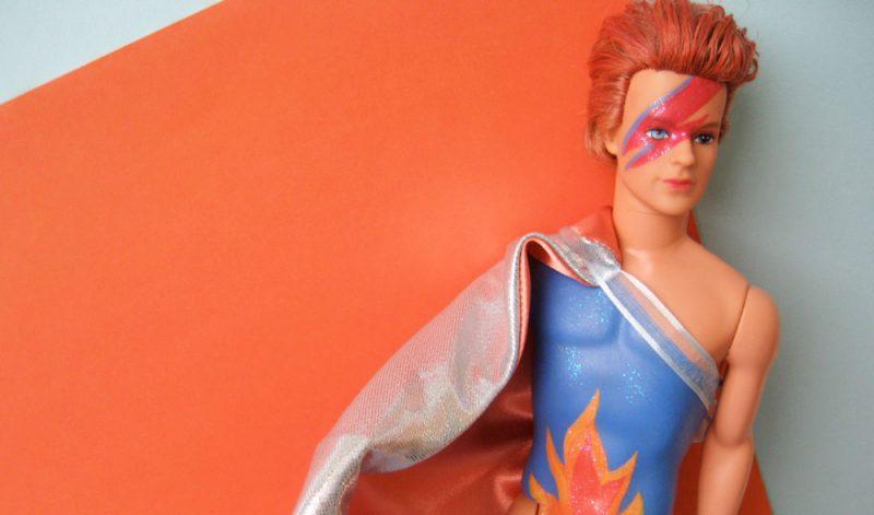 David Bowie no volvió más