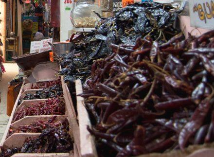 El chile, el picante elemento de la mexicanidad