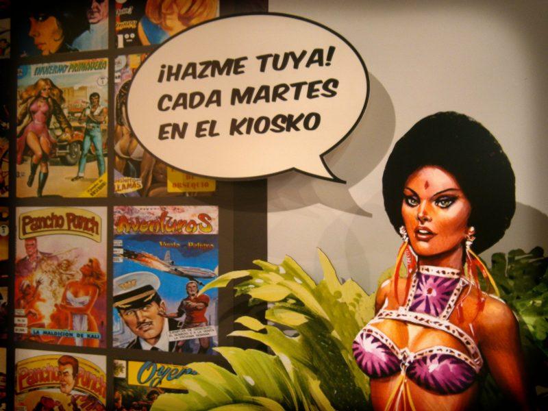 La Ciudad de México en la historieta mexicana
