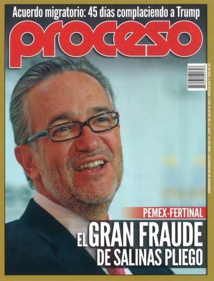 El reportaje que Ricardo Salinas Pliego no quiere que leas