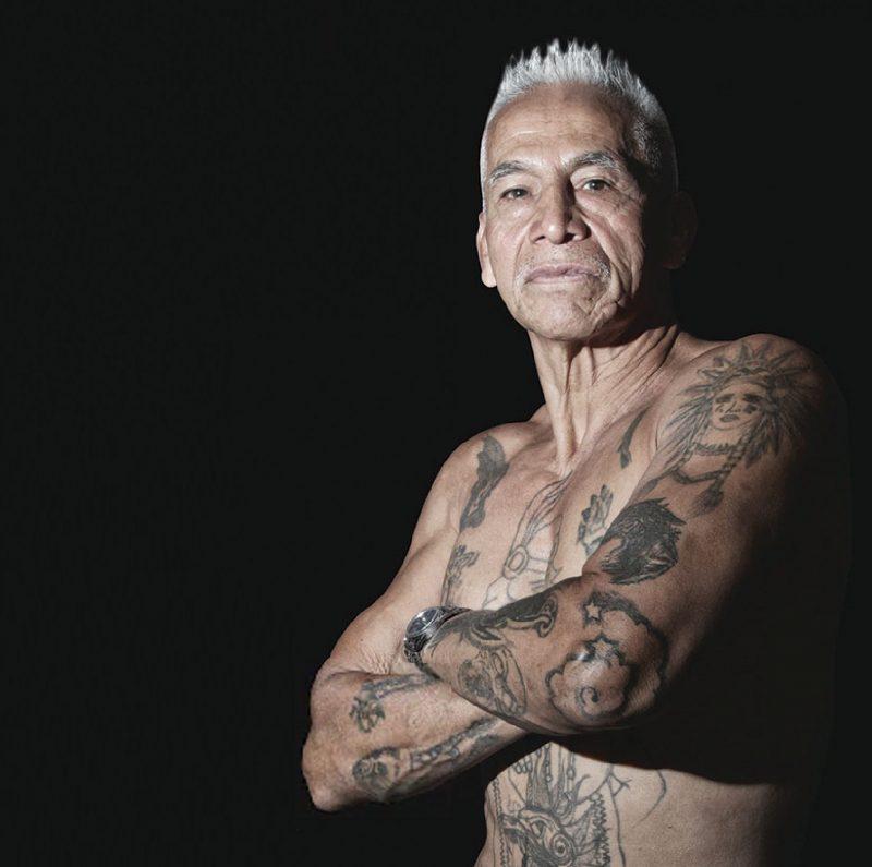 Tito, el último tatuador de la cárcel de Lecumberri