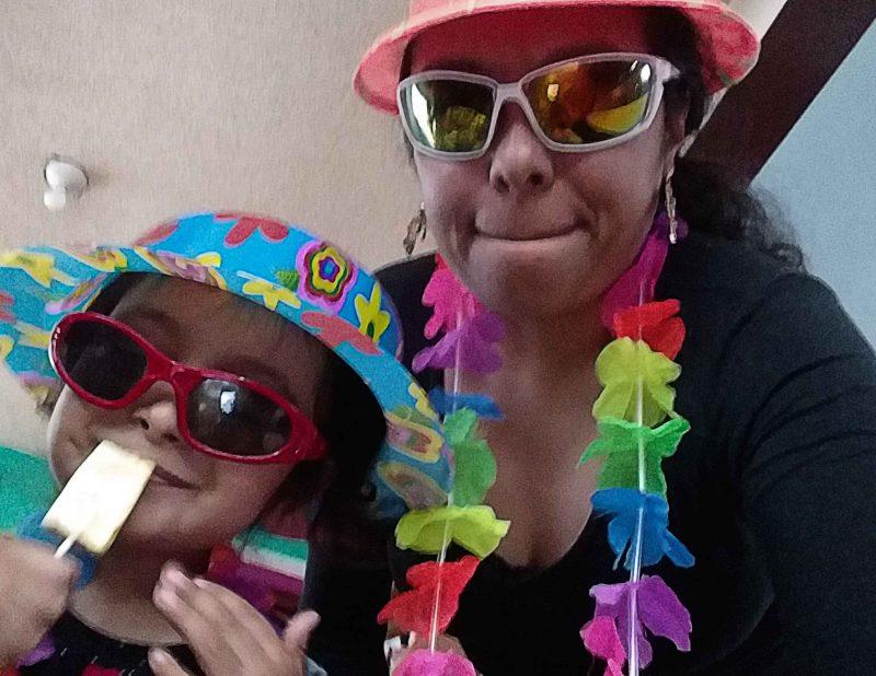 El mundo se hizo chiquito: cuarentena con mi hija de tres años