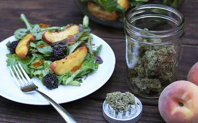 La comida cannábica también es medicina