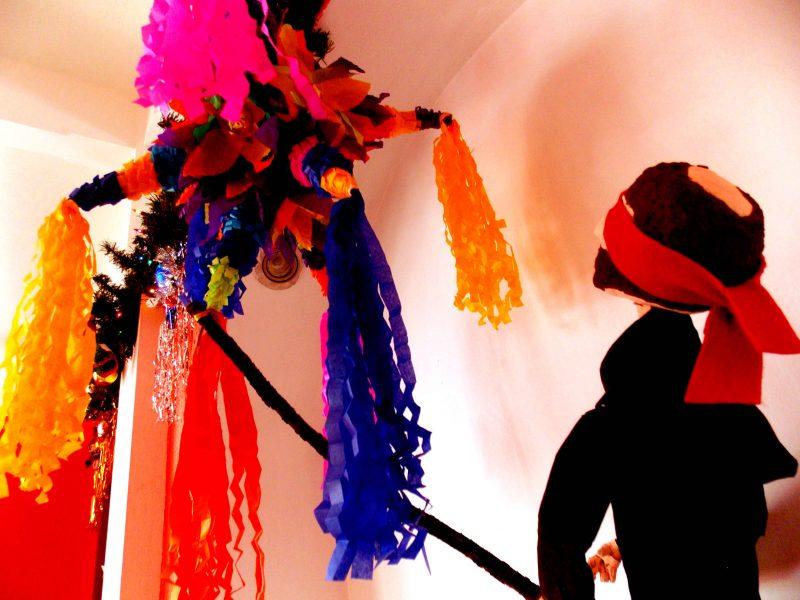 El verdadero origen de la piñata mexicana