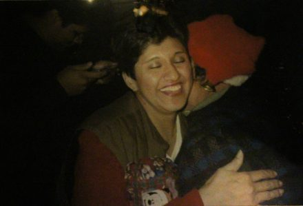 La mujer que sonrió antes de morir de Hepatitis C
